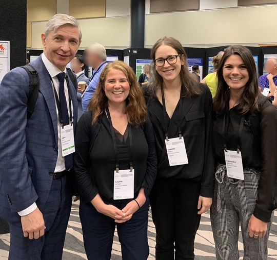 CaPP3 Sydney Team at InSiGHT 2019
